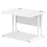 Executive Impulse 1000/800 Rectangle Cantilever Leg Desk