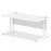 Executive Impulse 1600/800 Rectangle Cantilever Leg Desk