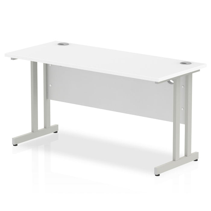 Impulse 1400/600 Rectangle Cantilever Leg Desk