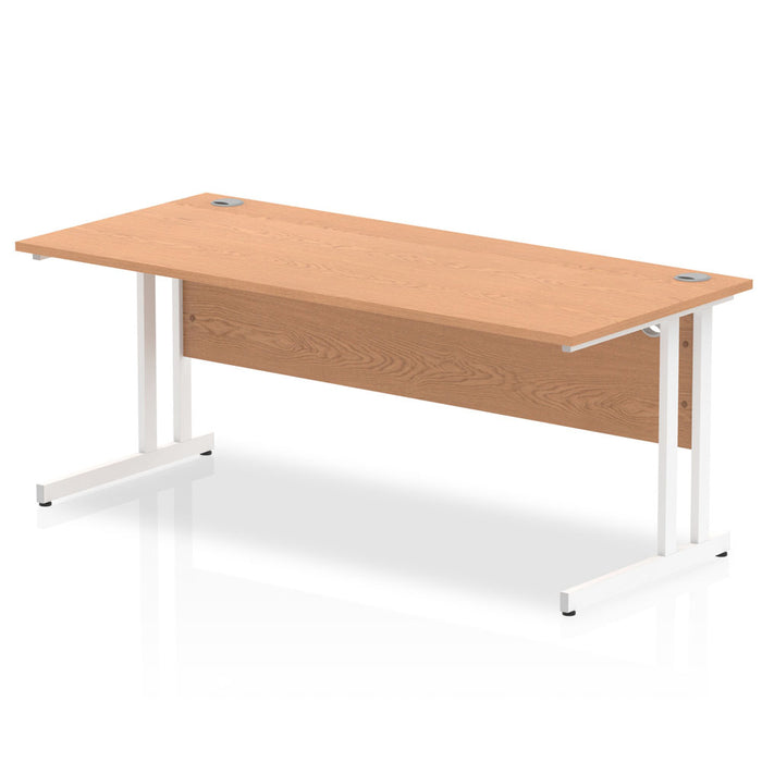 Impulse 1800/800 Rectangle Cantilever Leg Desk