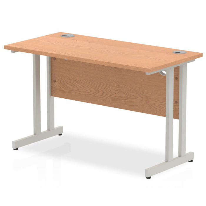Impulse 1200/600 Rectangle Cantilever Leg Desk