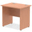 Impulse 800/600 Rectangle Panel End Leg Desk