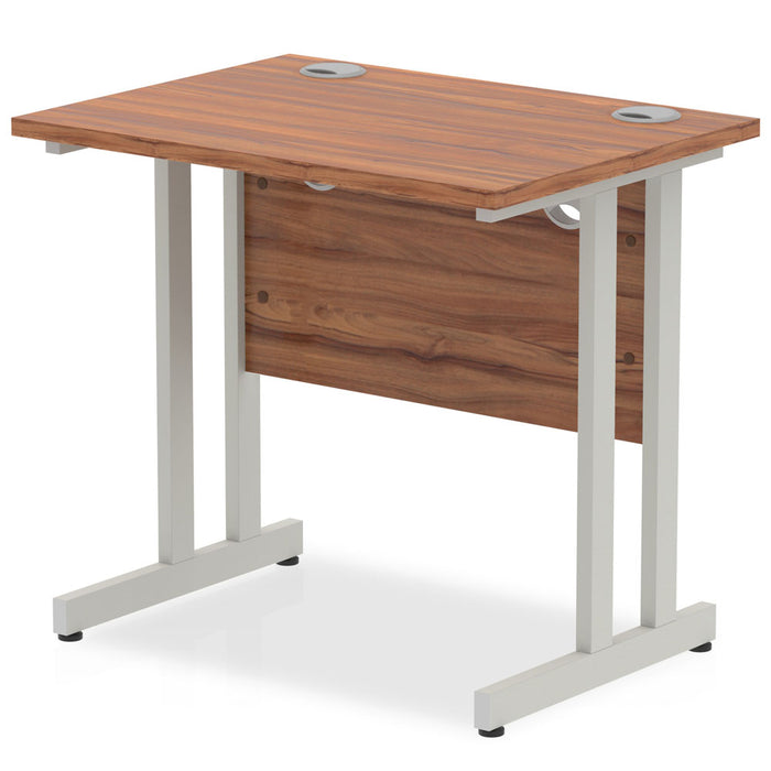 Impulse 800/600 Rectangle Cantilever Leg Desk