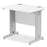Impulse 800/600 Rectangle Cable Managed Leg Desk