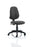 Eclipse II Lever Task Operator Chair Without Arms