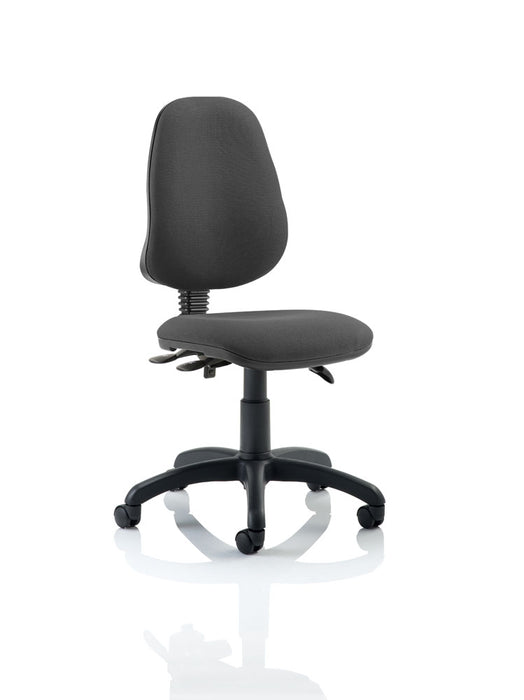 Eclipse III Lever Task Operator Chair Without Arms