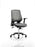 Relay Task Operator Chair Leather Seat Back With Arms