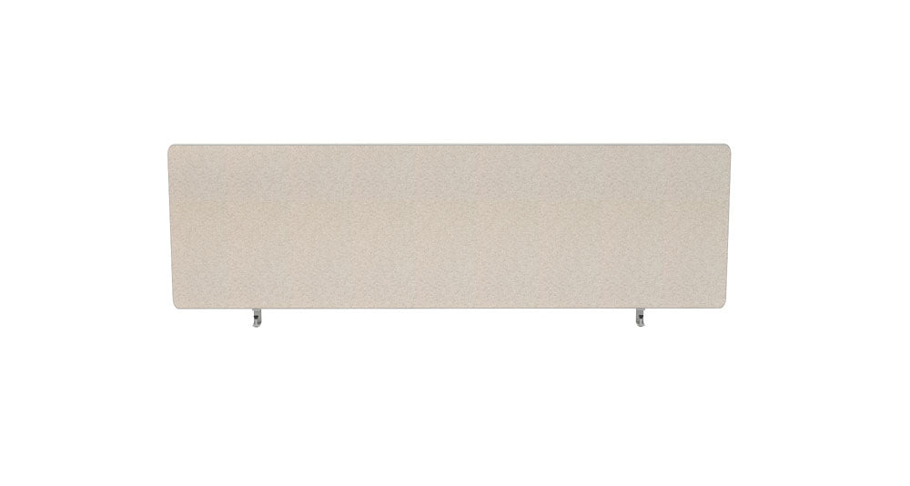 Impulse Plus 400/1200 Desktop Screen Rounded Corners Fabric Oblong
