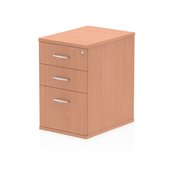 Impulse 600 Desk High Pedestal 3 Drawer