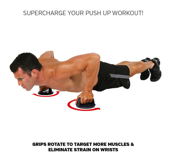 Gripp Rotating Push Up Handles