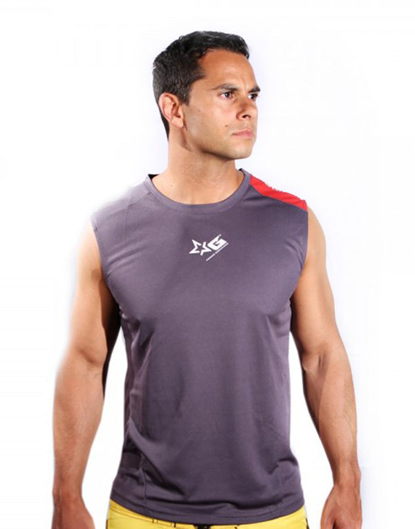 Gripp Hydro Tank Top - Grey