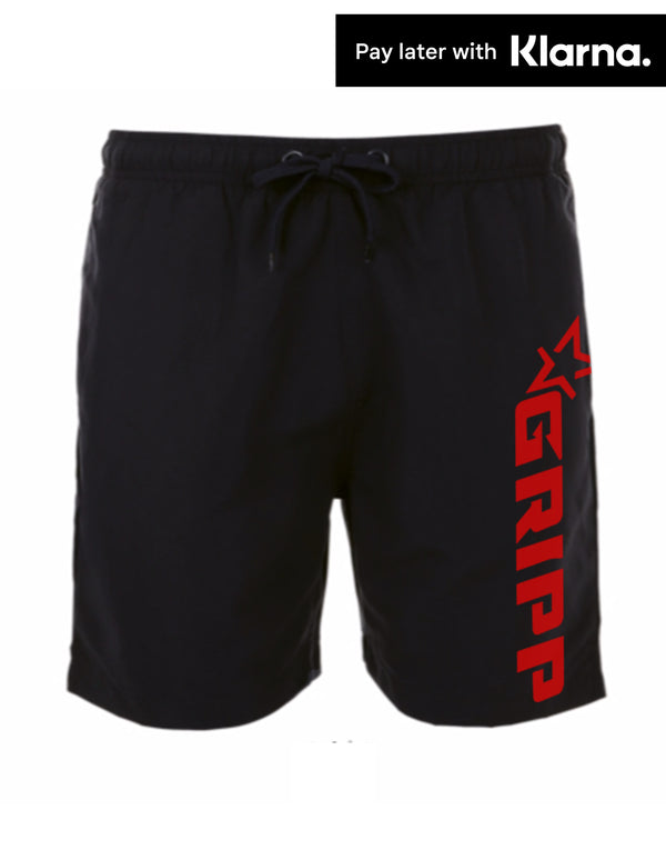 Gripp Original Swim Shorts - Black