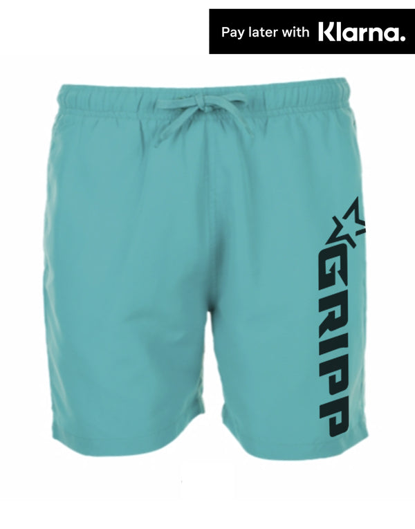 Gripp Original Swim Shorts - Caribbean Blue