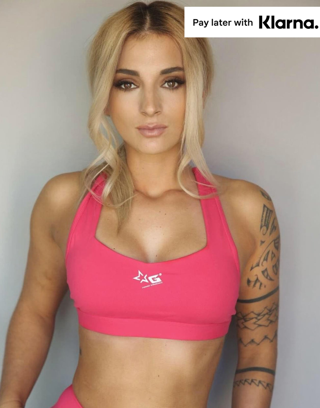 X-Fit Push Up Sports Bra