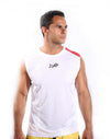 Gripp Hydro Tank Top - White