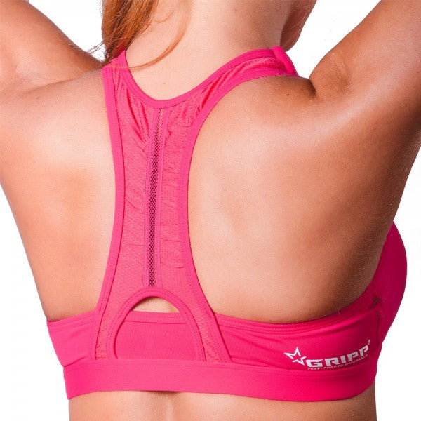 Gripp Fit Push Up Sports Bra