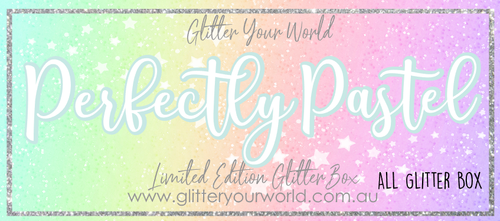 Perfectly Pastel *LIMITED EDITION ALL GLITTER BOX*