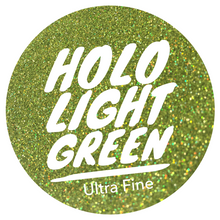 Load image into Gallery viewer, Holo Light Green *ultra fine*