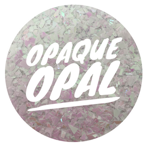 Shattered Opaque Opal - Irregular shape