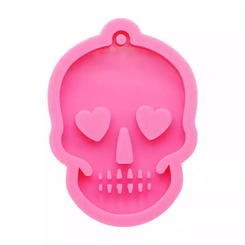 Sugar skull Keychain mould