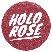 Load image into Gallery viewer, Holo Rose *ultra fine*