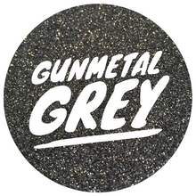 Load image into Gallery viewer, Gunmetal Grey *ultra fine*