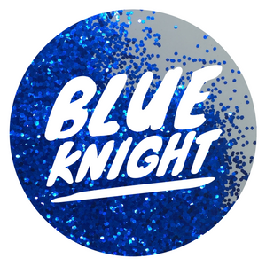 Blue Knight  *1mm chunky*