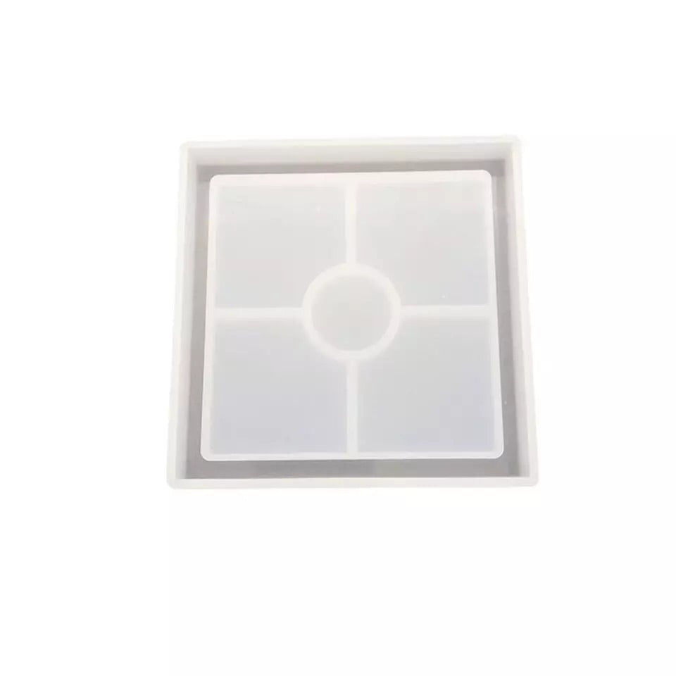 Square coaster mould