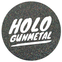 Load image into Gallery viewer, Holo Gunmetal  *ultra fine*