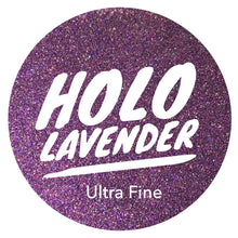 Load image into Gallery viewer, Holo Lavender *ultra fine*