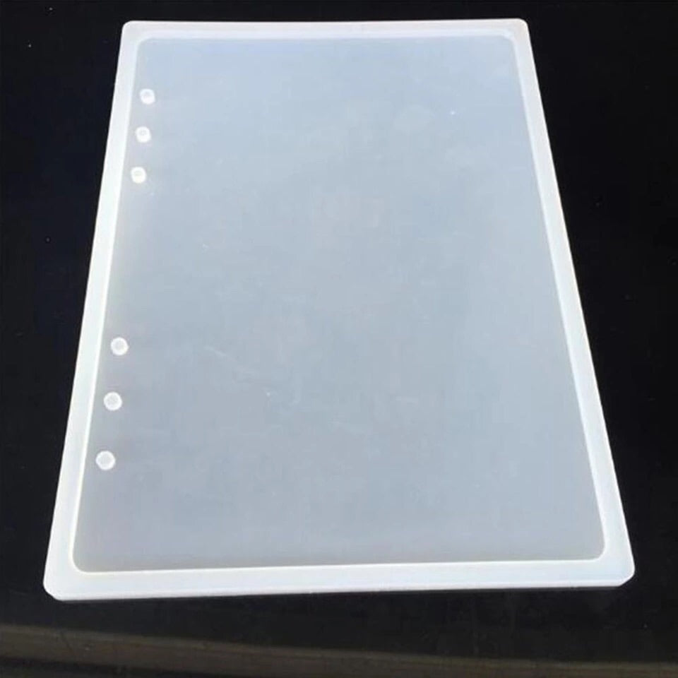 A5 notebook moulds