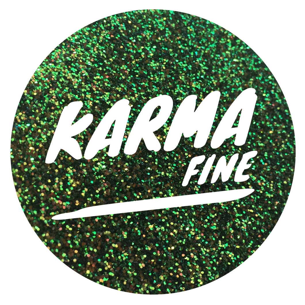 Karma fine *colour shift*