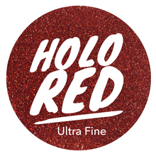 Load image into Gallery viewer, Holo Red  *ultra fine*