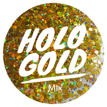 Load image into Gallery viewer, Holo Gold *Mixed*