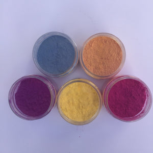 UV Powder Pigments (photochromic)
