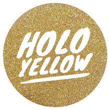 Load image into Gallery viewer, Holo Yellow *ultra fine*