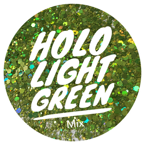 Holo Light Green *Mixed*
