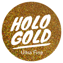 Load image into Gallery viewer, Holo Gold *ultra fine*