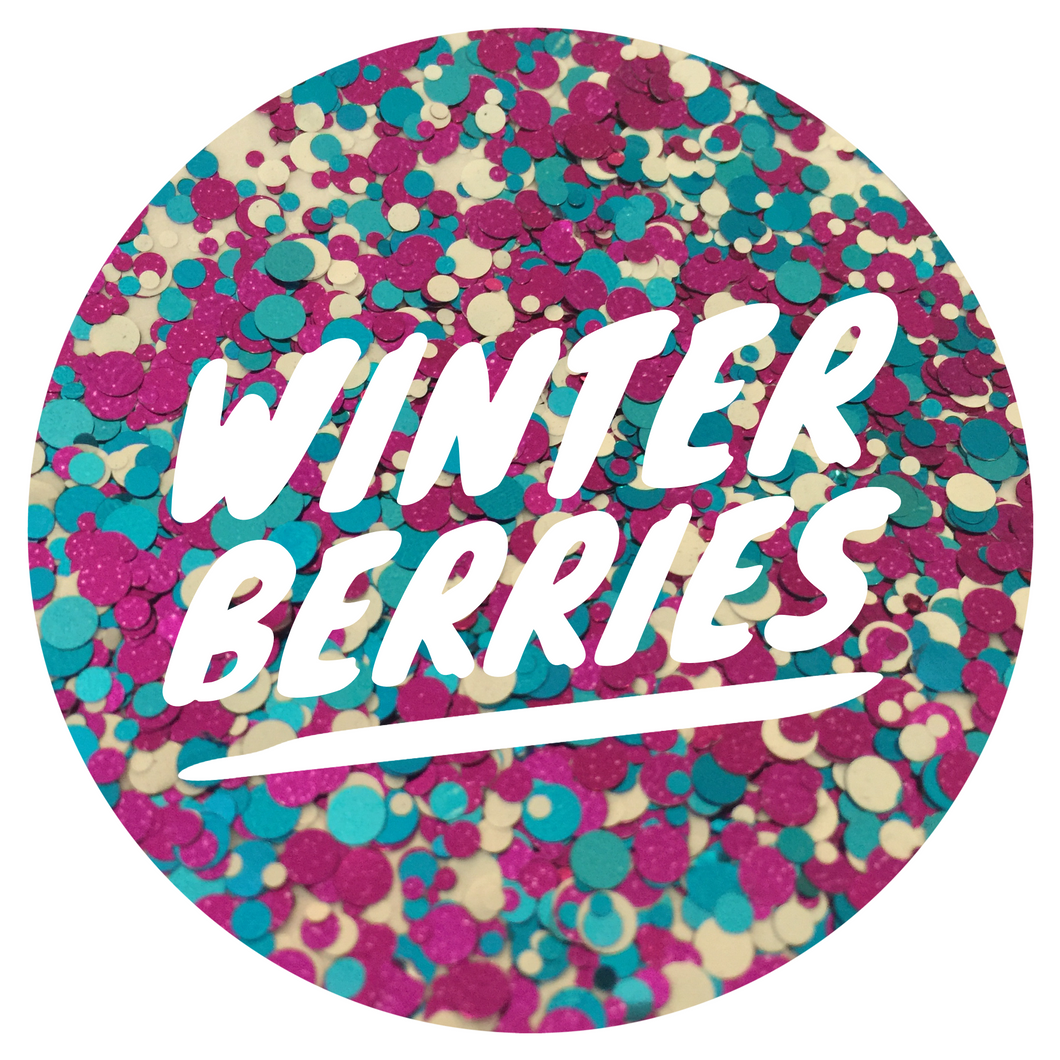 Winter Berries *Dots*