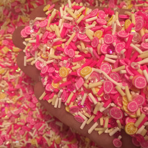 Pink Lemonade *Faux Sprinkle Mix*