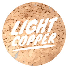 Load image into Gallery viewer, Light Copper *2.5mm Chunky*