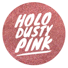 Load image into Gallery viewer, Holo Dusty Pink *ultra fine*
