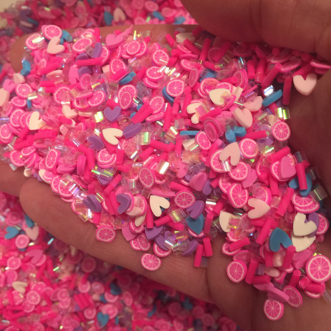 Think Pink *Faux Sprinkle Mix*