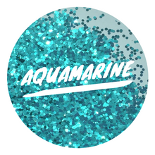 Load image into Gallery viewer, Aquamarine  *1mm chunky*