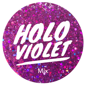 Holo Violet *Mixed*