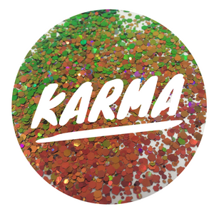 Karma *colour shift*