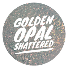 Load image into Gallery viewer, Tiny Shattered Golden Opal - Irregular shape