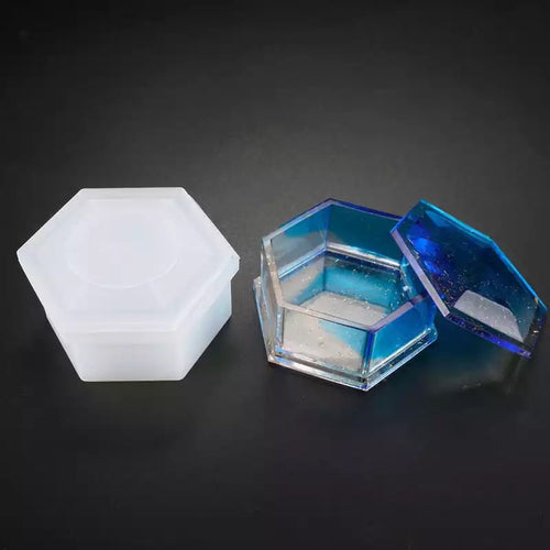 Trinket Box Mould 3 styles