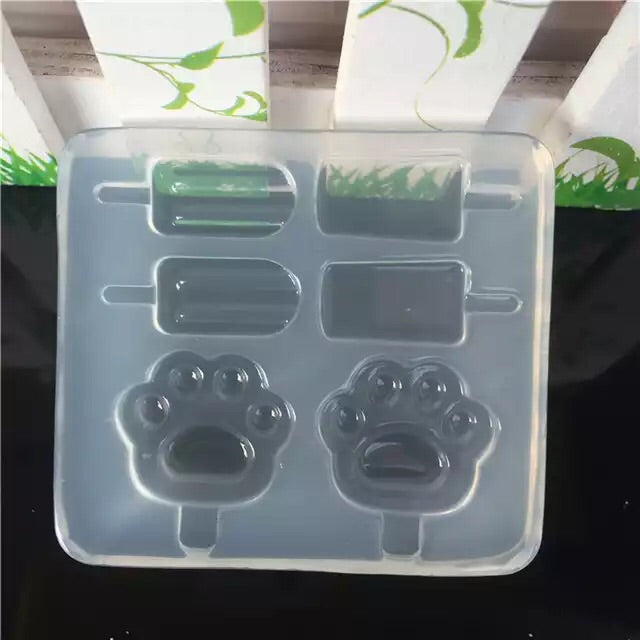Small Ice Cream Mould