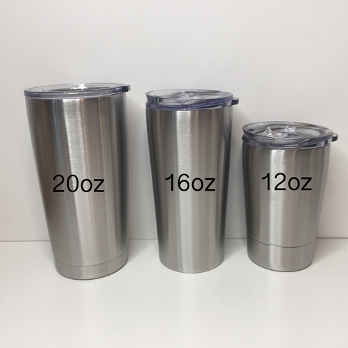 12oz Regular Tumbler